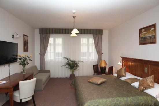 Hotel Residence Agnes: Family room