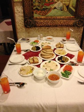 Ocean Hotel: Breakfast
