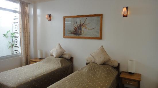 Argonauta Boracay: apartment suite bed room