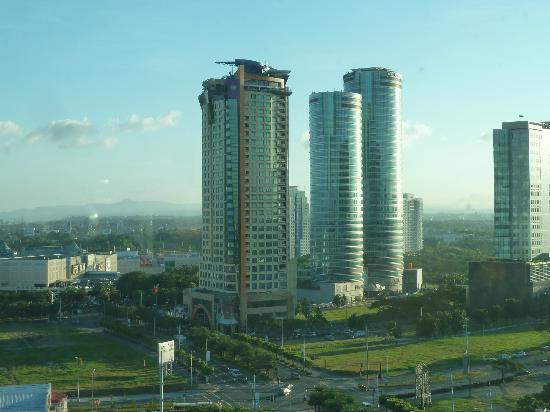The Bellevue Manila: View from my room