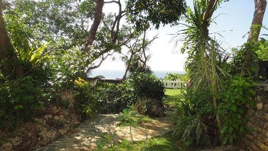 argonauta boracay boutique hotel garden