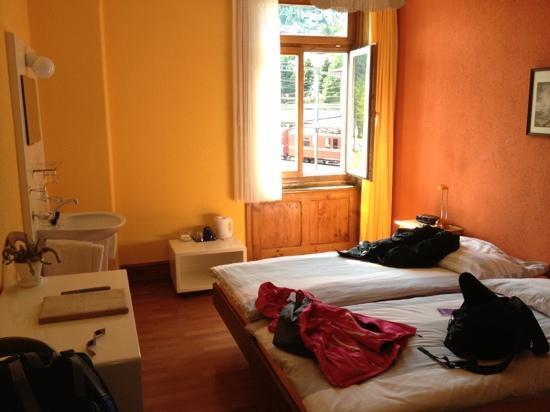 Hotel Bellaval: room