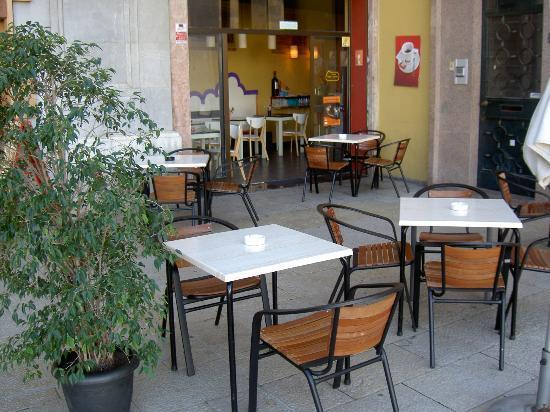 Terraza Cucu Picture Of Cuco Bar Palma De Mallorca