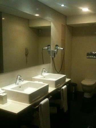 The Palace: 2 sinks