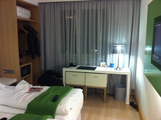 NH Berlin Potsdamer Platz: 29 nov 2012