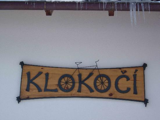 Pension Klokoci: Pension