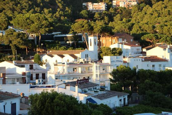 Hotel Terramar and Llafranc