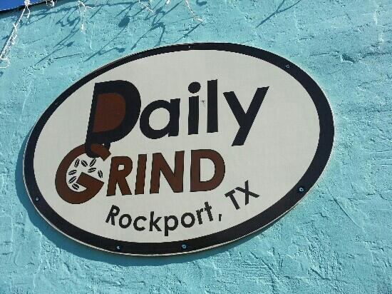 Rockport Daily Grind : Coffeehouse and sandwich shop