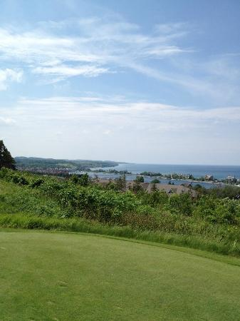 Crooked Tree Golf Club : Somewhere along the back 9...