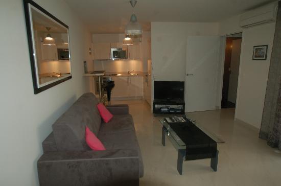 Cannes Suquet Appartements: 2 pieces clemenceau