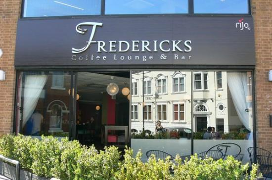 ‪Fredericks Coffee Lounge and Bar‬