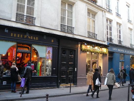 Tolle gesch fte picture of le marais paris tripadvisor - Location marais paris ...