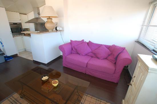 Cannes Suquet Appartements: 2 pièces rue St Antoine