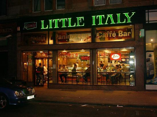 Evening At Byres Road Picture Of Little Italy Glasgow