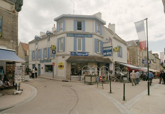 Restaurant Le Papagall : Hotel d Arromanches Pappagall