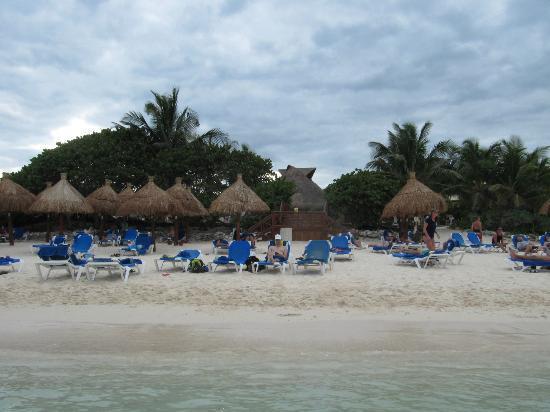 Grand Bahia Principe Coba: Plage Akumal