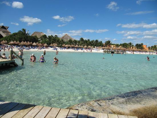 Grand Bahia Principe Coba: Plage