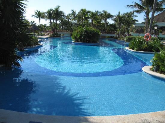 Grand Bahia Principe Coba: Piscine Akumal