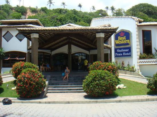 Best Western Shalimar Praia Hotel : Dias perfeitos...
