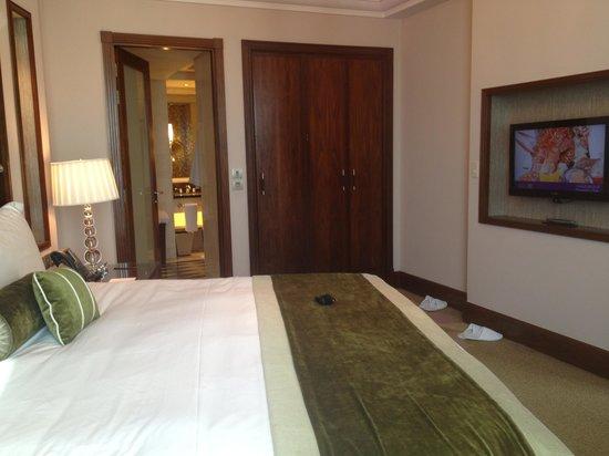 Raffles Makkah Palace: room