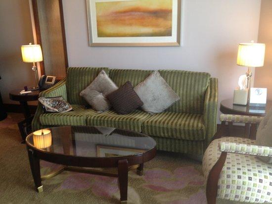 Raffles Makkah Palace : suite