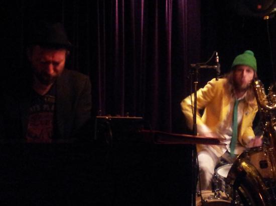 La Fontaine: Astro Buddha Agogo Band
