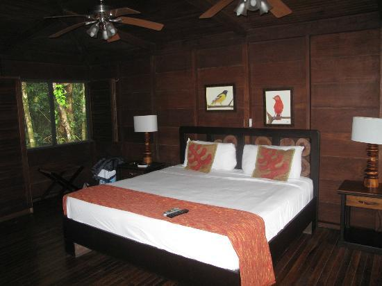 Chachagua Rainforest Eco Lodge: Bungalow!