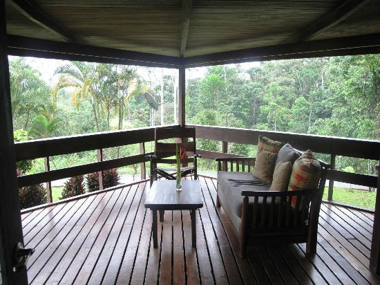 Chachagua Rainforest Eco Lodge: Upgrade!!!