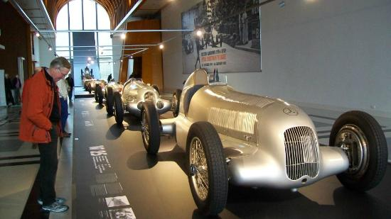 Louwman Museum The Hague: Silver Arrow Show 1934 - 1939