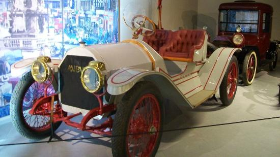 Louwman Museum The Hague: Auburn Model 30 1912