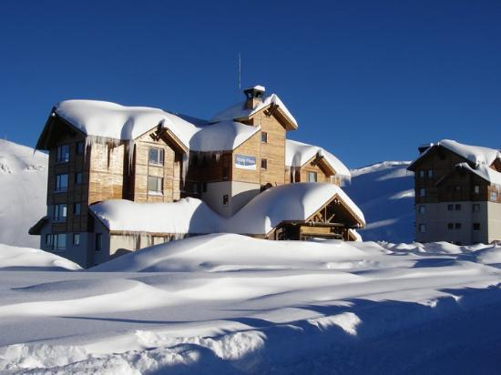 Valle Nevado, Chile: Condor Apartment for Rent
