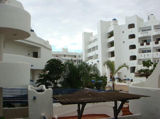 Santa Barbara Golf & Ocean Club by Diamond Resorts: vue hotel