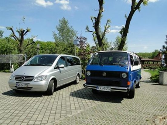 Krakow Trips by Paulo & Tom - Day Tours: our cars