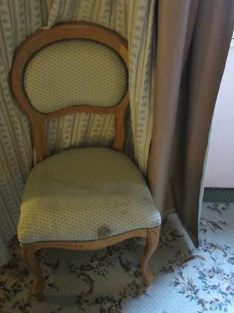 Bonciani Hotel: sedia