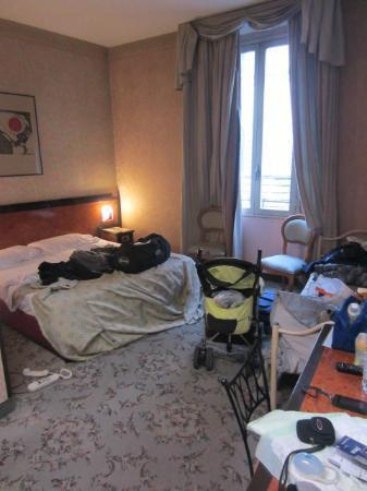 Bonciani Hotel: stanza