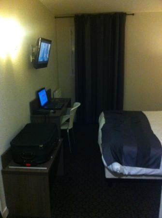Le Louisiane Hotel: chambre