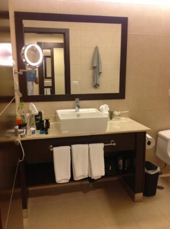 Tryp by Wyndham Panama Centro: Bathroom