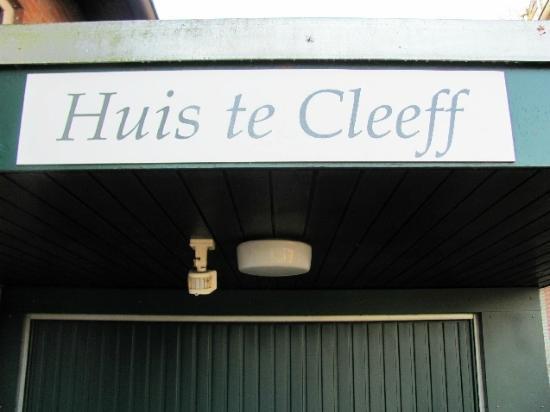Huis te Cleeff