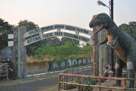 Мадхья-Прадеш, Индия: The Entrance