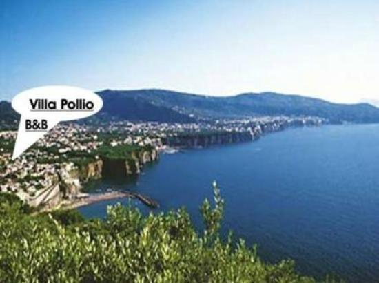 Location Villa Pollio