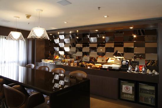 InterContinental Sao Paulo: Executive Club Lounge (Buffet Breakfast)