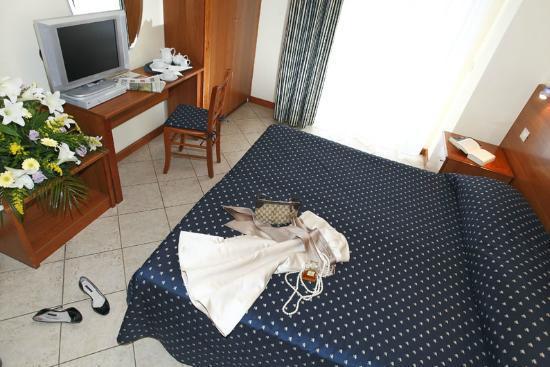 호텔 가든 사진