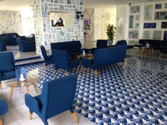 Hotel Parco dei Principi: Lounge & Bar Area