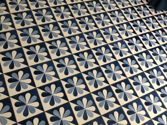 Hotel Parco dei Principi: Tile Pattern