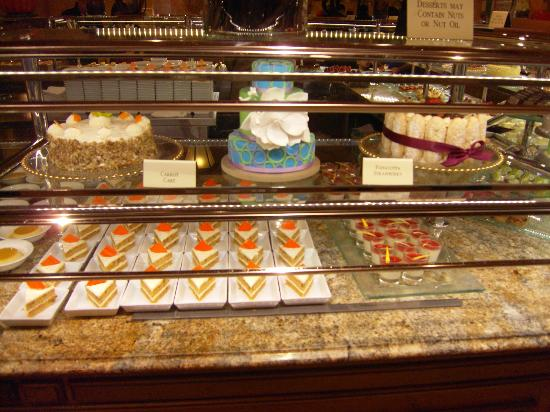 Fantastic Dolci Picture Of The Buffet At Bellagio Las Vegas Interior Design Ideas Tzicisoteloinfo