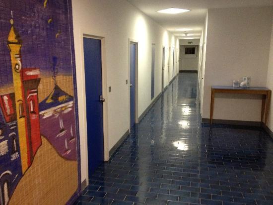 Hotel Parco dei Principi: Hotel Hallway