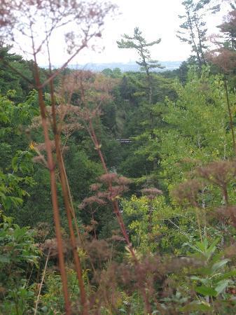 Parc Lineaire de la Riviere St-Charles: De beaux paysages