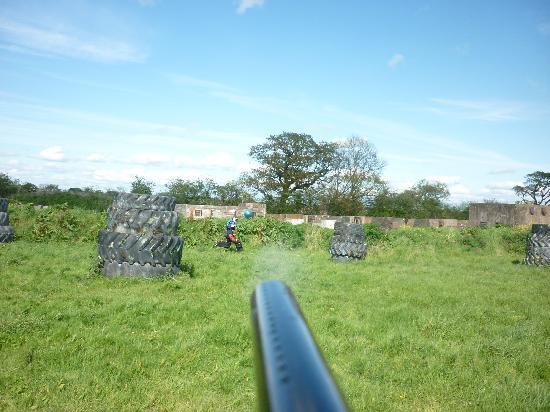 Outpost Paintball: Great Fun for Ages 11+
