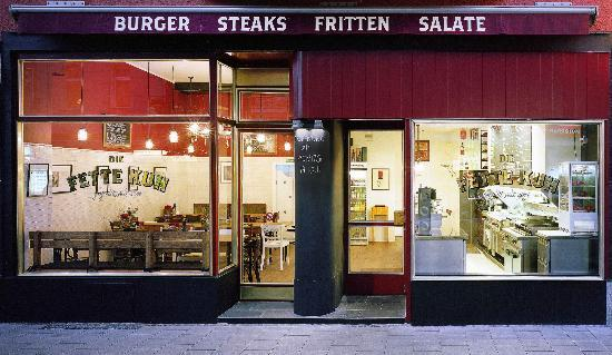 Photo of American Restaurant Die Fette Kuh at Bonner Straße 43, Cologne 50677, Germany
