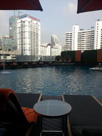 The Westin Grande Sukhumvit: pool